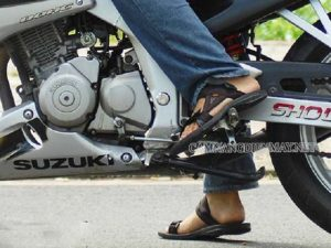 Biểu hiện khi xe máy bị hóc số
