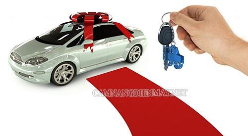 Chi phí lăn bánh ô tô