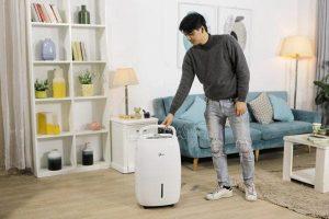 Nguyên lý hoạt động máy hút ẩm