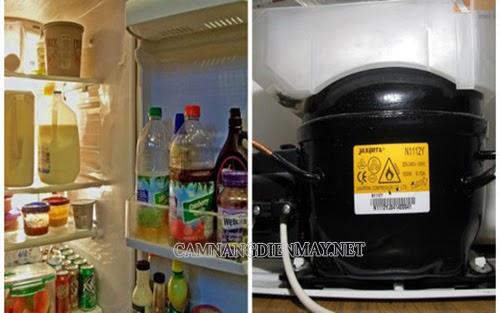 Tủ lạnh k mát