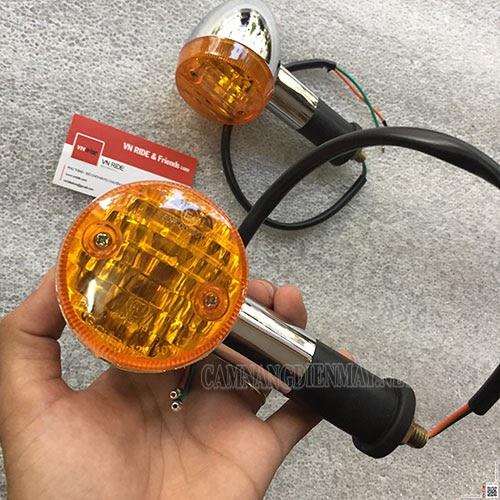 Đèn xi nhan xe máy không sáng thì khắc phục như thế nào?