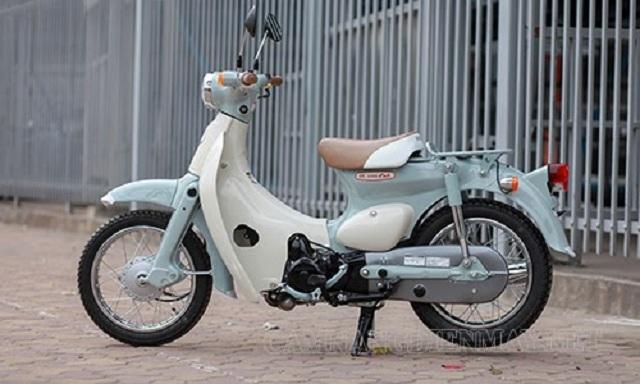 Xe Little cub 50cc giá 10 triệu đồng