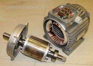 Motor máy hút bụi công nghiệp 1000w