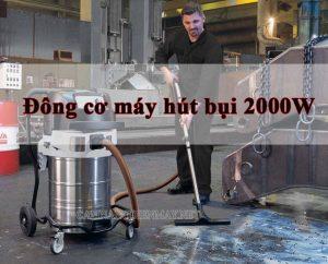 motor máy hút bụi 2000w
