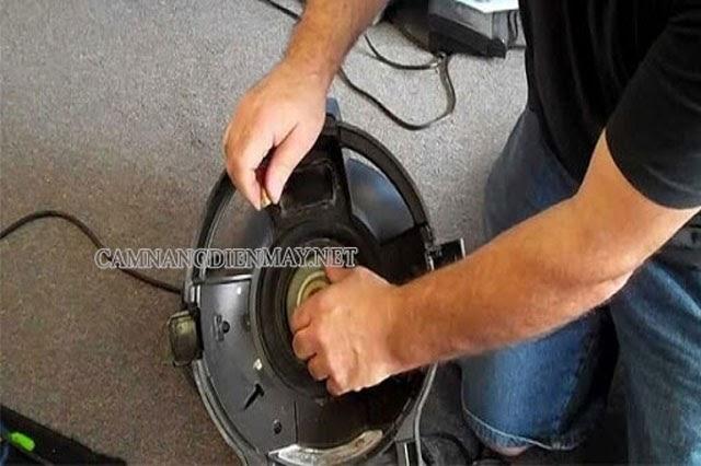 Một số biện pháp giúp sử dụng máy hút bụi tiết kiệm điện