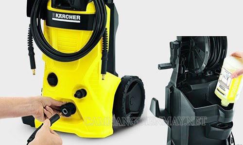 bí quyết thanh lý máy rửa xe Karcher