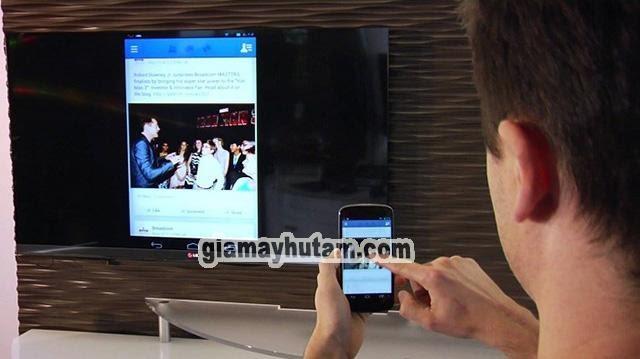 ứng dụng điều khiển tivi qua wifi