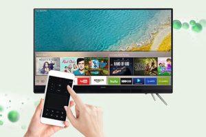 phần mềm điều khiển tivi bằng điện thoại iphone