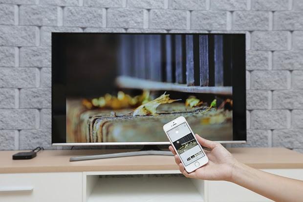 ứng dụng điều khiển tivi cho iphone