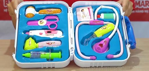 Bộ đồ chơi hướng nghiệp- quà trung thu cho các bé