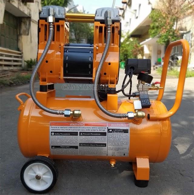 Tìm hiểu về máy nén khí