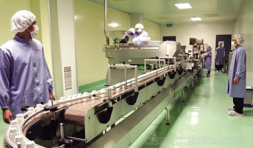 Ứng dụng của máy khí nén trong công nghiệp chế biến