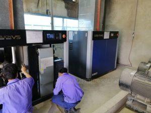 Bảo dưỡng máy nén không khí định kỳ