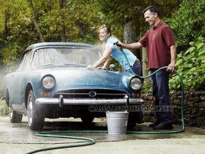 Cách rửa xe ô tô chuyên nghiệp tại nhà giúp giữ được vẻ đẹp của xe