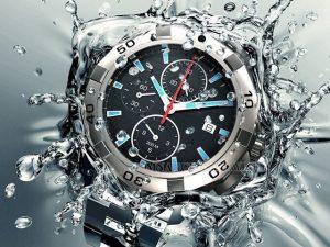 Cơ chế chống nước của đồng hồ