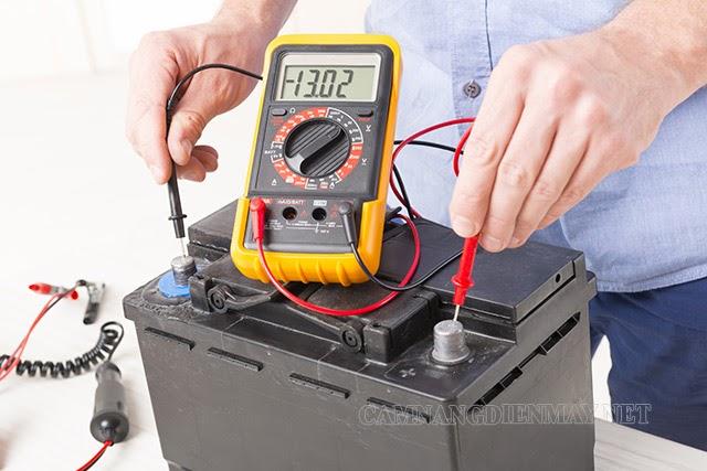 Đồng hồ đo vạn năng được ứng dụng trong ngành điện - điện tử
