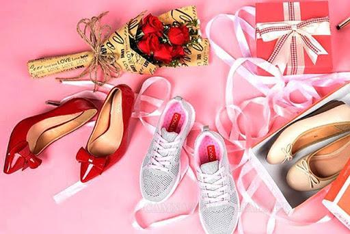 Những đôi giày xinh đẹp tặng bạn gái ngày 20/10