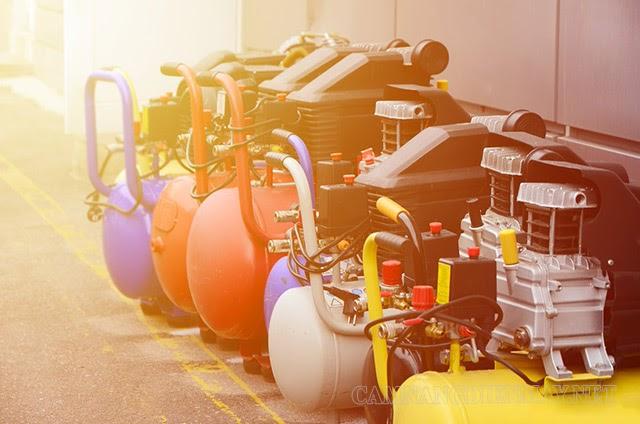 Cần chọn mua máy nén khí không dầu hoặc có dầu dựa trên mục đích sử dụng