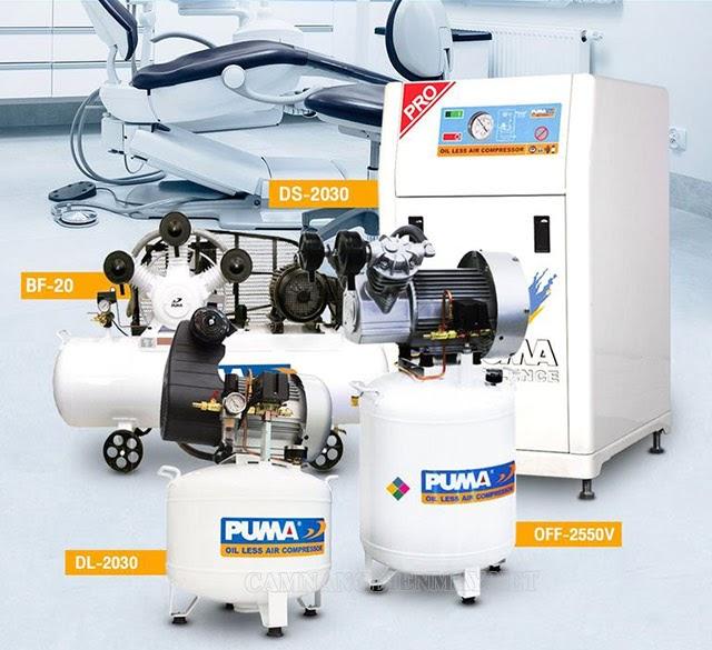Ứng dụng máy nén khí không dầu trong nha khoa