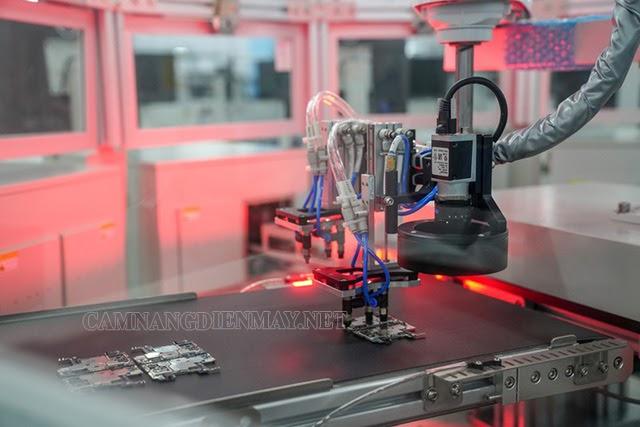 Ứng dụng của máy nén khí trục vít trong công nghiệp