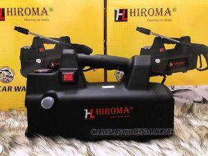 Máy bơm rửa xe Hiroma - sản phẩm đến từ đất nước hoa anh đào