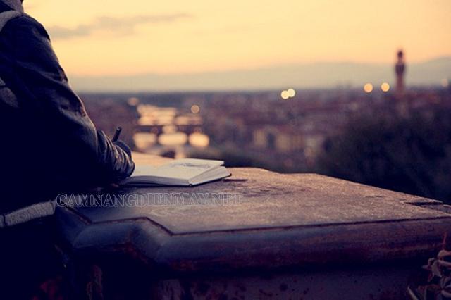 Viết sách là một phương pháp làm sao để quên nyc