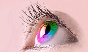 Các màu sắc của mắt con người do GEN OCA2 quy định
