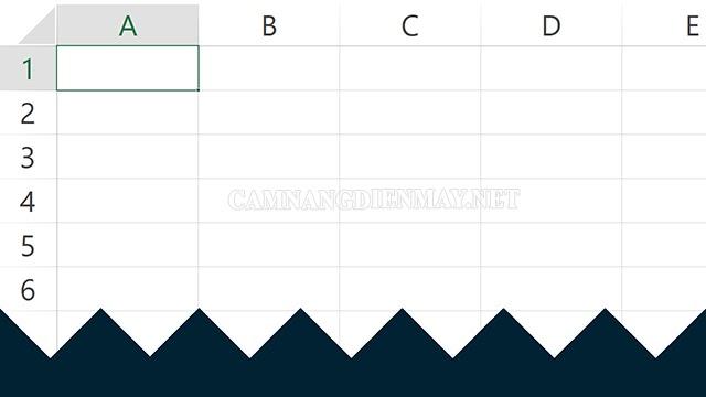 Cấu trúc của CSV gồm 3 phần thể hiện ngay trên bảng