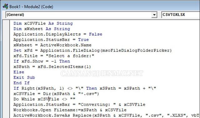 Chỉ cần điền dán đúng bảng code mọi thứ đều dễ dàng