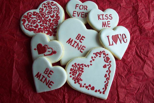 Những viên socola hay bánh quy sẽ được dành tặng vào ngày này