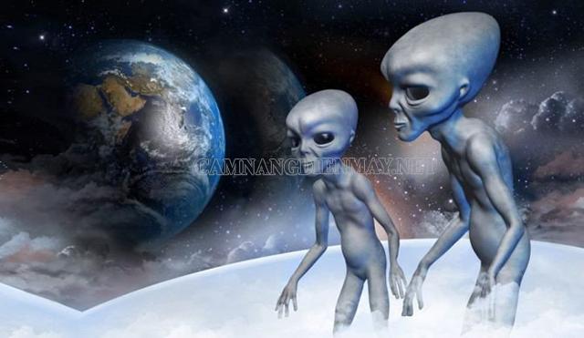 """Khi muốn nói đến người ngoài hành tinh thì người ta thường dùng dùng cụm từ """"Ayy LMAO"""""""