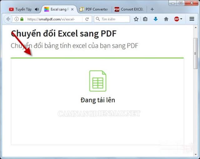 Bạn chỉ cần tải tài liệu lên còn mọi thứ đã có Ease PDF lo