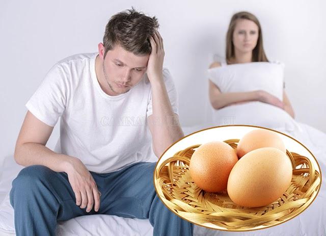 Bổ sung trứng vào thực đơn mỗi ngày để giữ mái tóc không bị hói