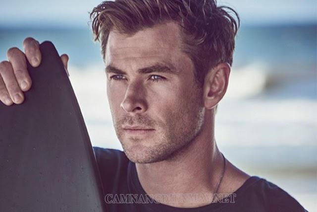 Nhân vật thủ vai Thor rất thành công đứng ở vị trí thứ 4