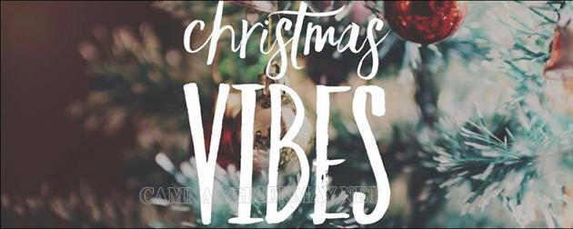 """Cụm từ """"Christmas vibes"""" thể hiện cảm xúc vui mừng của ngày Giáng sinh"""