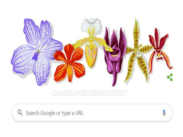 Vì sao Google Doodle lại vinh danh giáo sư Rapee Sagarik