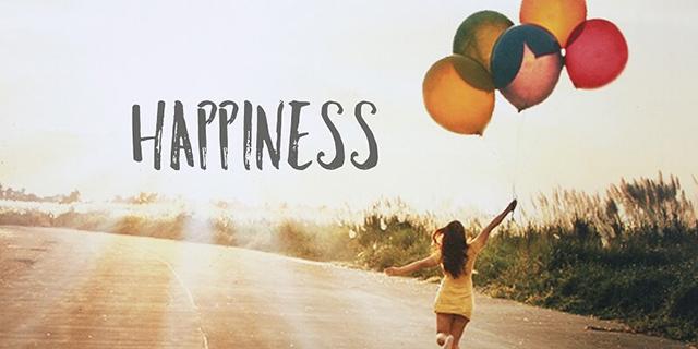 """Cách giải thích cụm từ """"Happiness"""" đầy thích thú"""