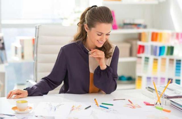 Tìm nguồn cảm hứng trong công việc cũng trở thành niềm hạnh phúc