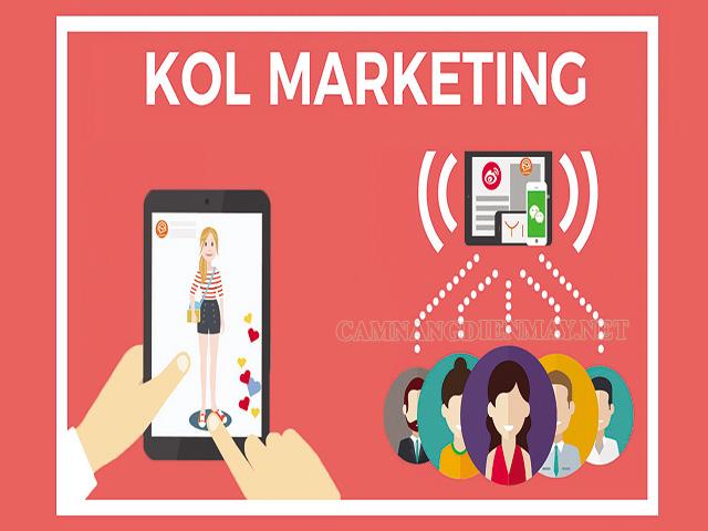 Triển khai chiến lược Kol Marketing