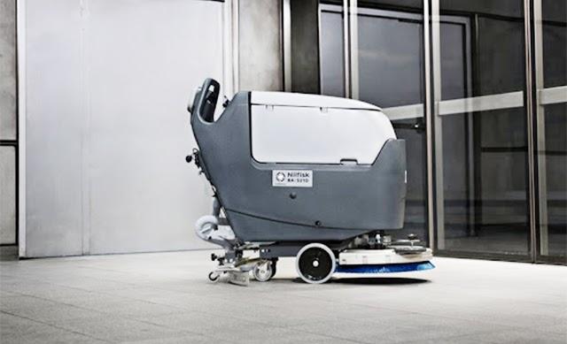 Đánh giá máy chà sàn liên hợp Nilfisk BA531