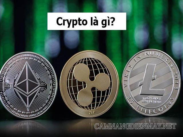 Crypto là gì?