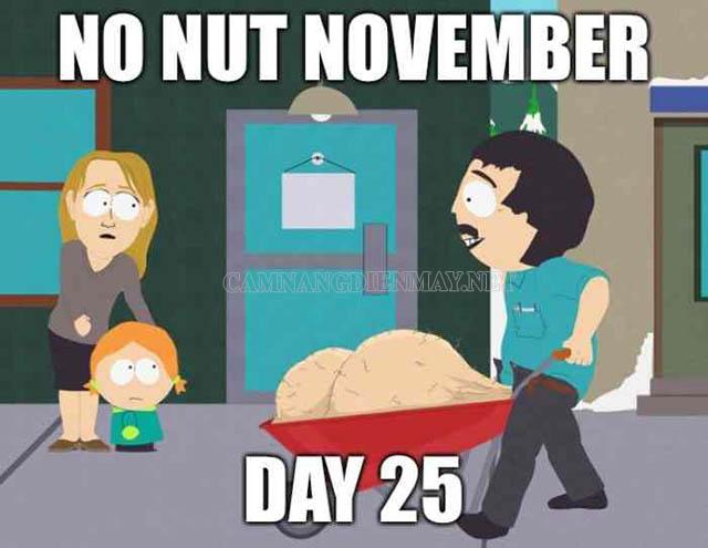 Bí quyết vượt qua thử thách No Nut November bạn hoàn toàn có thể làm được