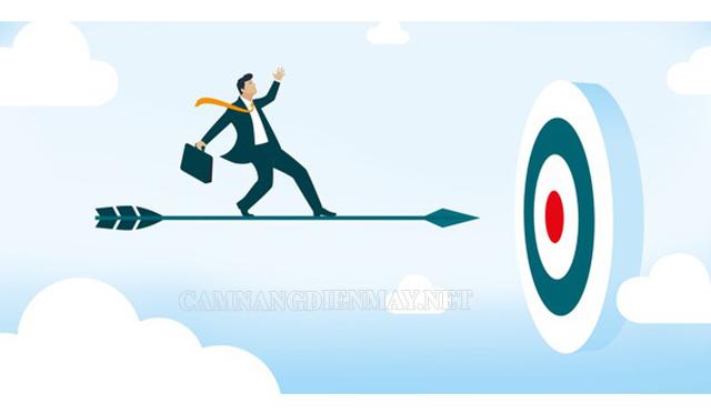 Xác định mục tiêu mang lại nhiều lợi ích cho bạn