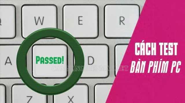 Vừa nhanh vừa tiện lợi người ta dùng đến công cụ test key online