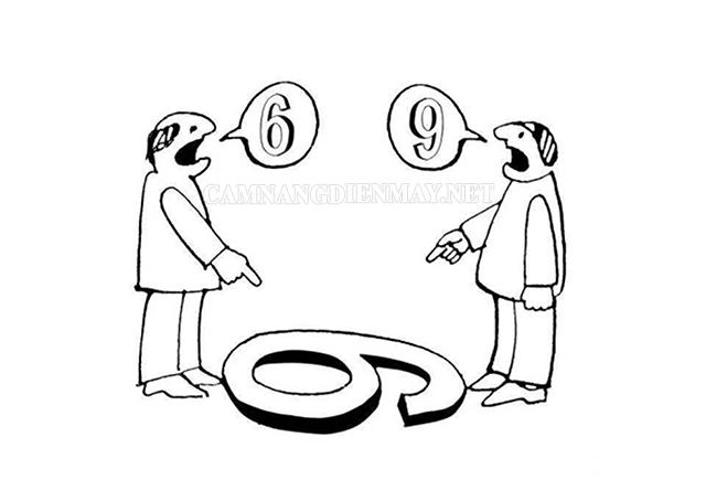Trong giao tiếp, câu này được sử dụng khi 2 người đưa ra ý kiến trái chiều
