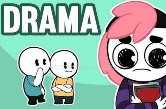 Drama trên facebook