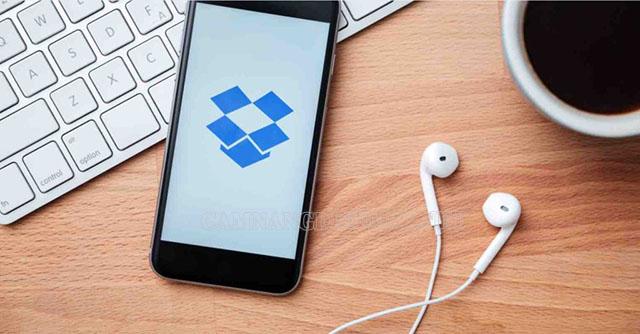 Với phần mềm dropbox, mọi người có thể lưu trữ trên mọi thiết bị