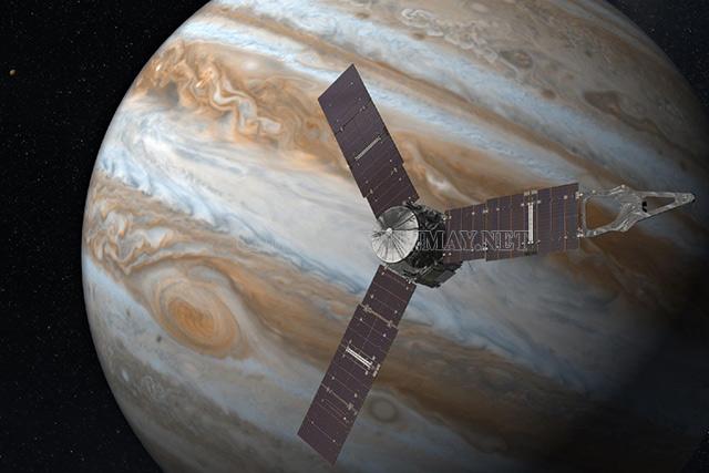 Tàu do NASA phóng để thăm dò sao Mộc