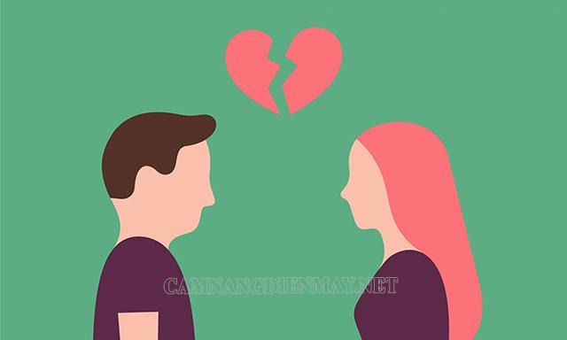 Con gái sau khi chia tay sẽ chú ý đến lý do tan vỡ của đôi bên