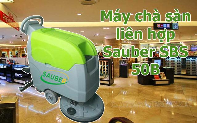Máy chà sàn Sauber SBS 50B